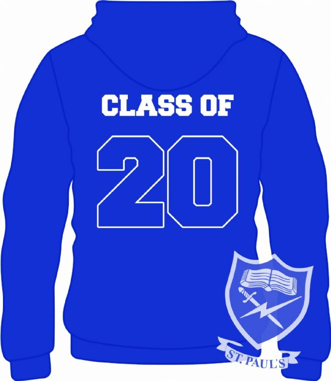 St. Paul's Class of 20 Leavers Hoodie 2020